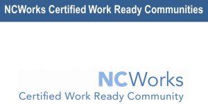 NCWorks Certified Work Ready Community